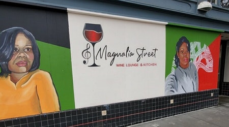 Magnolia Street Wine Lounge and Kitchen opens Friday in West Oakland with Asian comfort foods and affordable prices