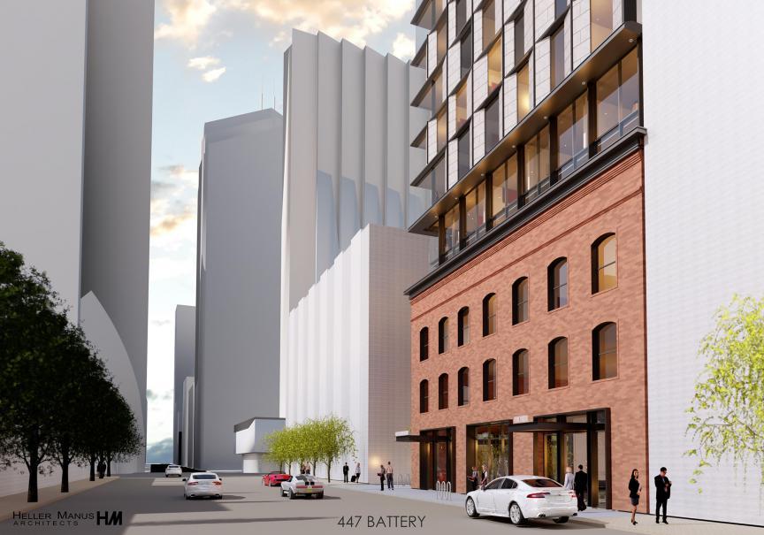 Image: Heller Manus Architects