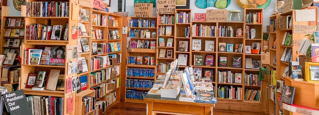 Mission's Alley Cat Bookstore & Gallery to reopen Thursday with 'new intentions' and varied vinyl collection