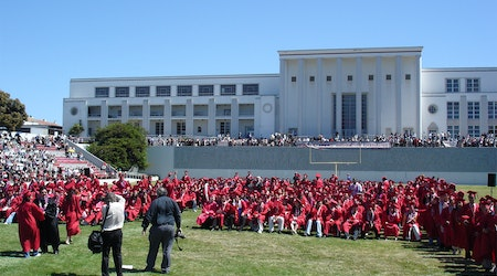 SF's notable public and private high schools