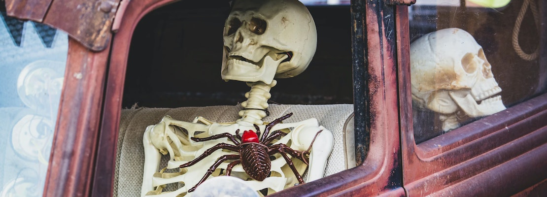 Haunted car wash, Day of the Dead drive-through offer coronavirus-appropriate Halloween alternatives