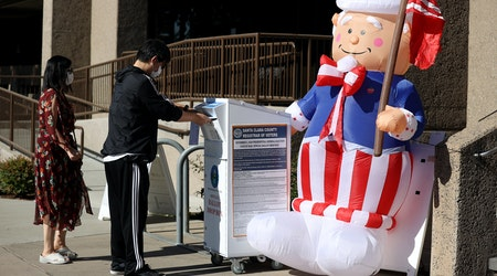Santa Clara County law enforcement vows to keep the vote safe from possible election crimes