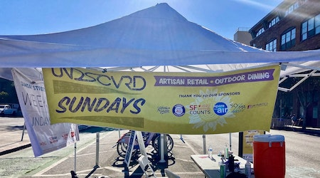 Undiscovered SF's Sunday Street Markets Carry on in SoMa with COVID-19 safety protocols