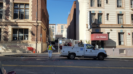 City closes sanctioned encampment at 750 Eddy following evidence of mismanagement