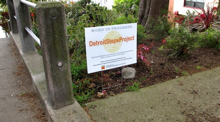 Detroit Steps Project launches art contest to beautify Sunnyside stairway