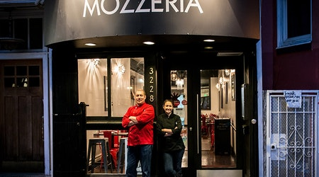 Mozzeria, the Mission's Deaf-owned pizzeria, has closed after nine years