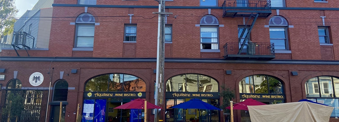 French restaurant & wine bar Aquitaine opens along Church St. after delay