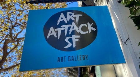 Castro gallery Art Attack goes into hibernation mode amid pandemic