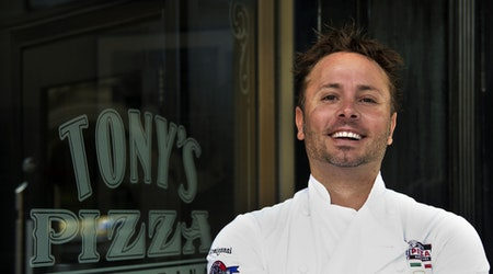 As Tony's Pizza Napoletana turns 10, owner reflects on changing North Beach