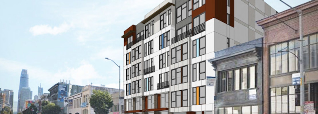 Planning Commission to consider long-delayed plans for 1145 Mission development
