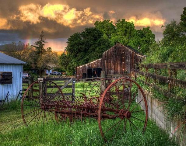 The historic Bernal-Gulnac-Joice Ranch