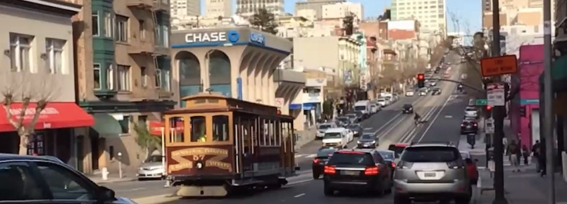 Polk Gulch neighbors invited to weigh in on potential cable car turnaround re-vamp