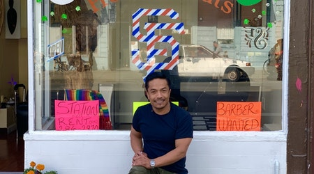 Castro barbershop Healing Cuts moves after disagreement with landlord