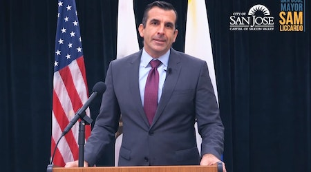 """San Jose Mayor Sam Liccardo: """"The state of our city? Our city is suffering"""""""