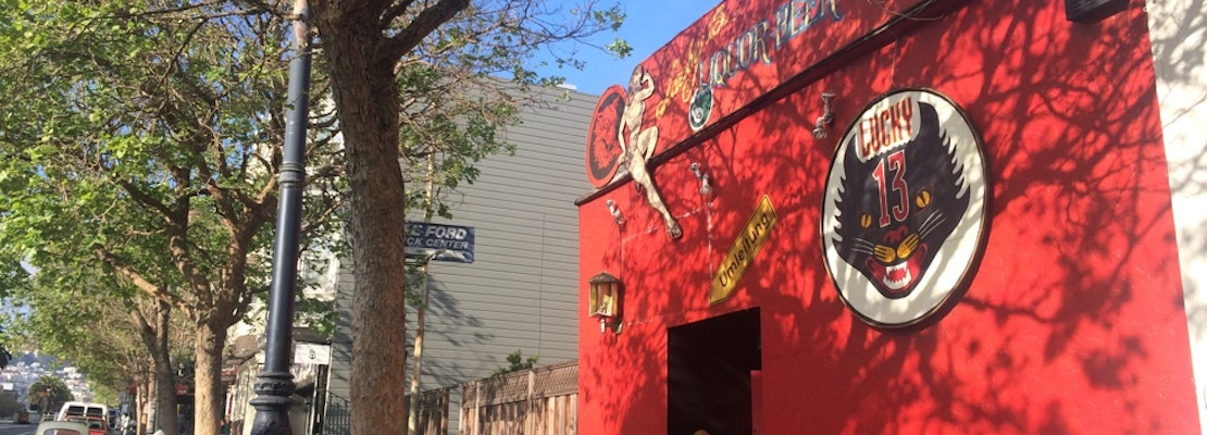 Lucky 13 shutters for good this weekend in the Castro