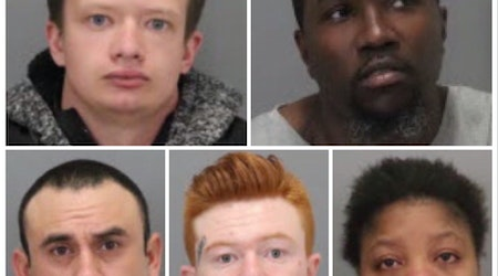 Five Arrested by Sunnyvale authorities in unemployment benefits fraud case