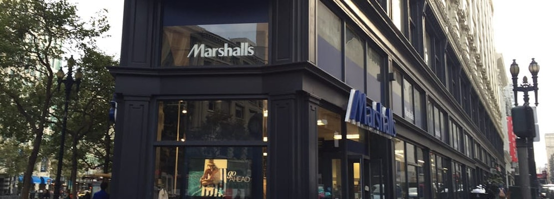 Marshalls store in the Financial District to close on January 30