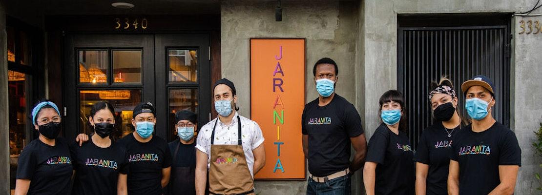 Jaranita SF to debut charcoal-grilled Peruvian restaurant in the Marina District