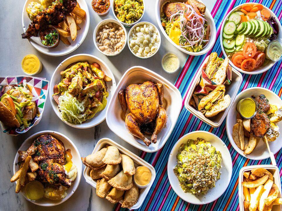 Jaranita's Street Food at this Peruvian-inspired Restaurant in San Francisco's Marina