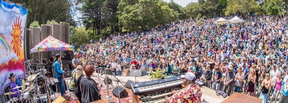 Revamp of Jerry Garcia Amphitheater aims to improve access to McLaren Park venue