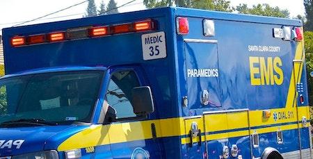 Santa Clara County begins seeing ambulance delays due to overwhelmed hospitals