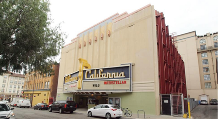 Berkeley's 107-year-old California Theatre shuts down