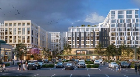 New West San Jose development mix could mix housing, high-end retail, and a school