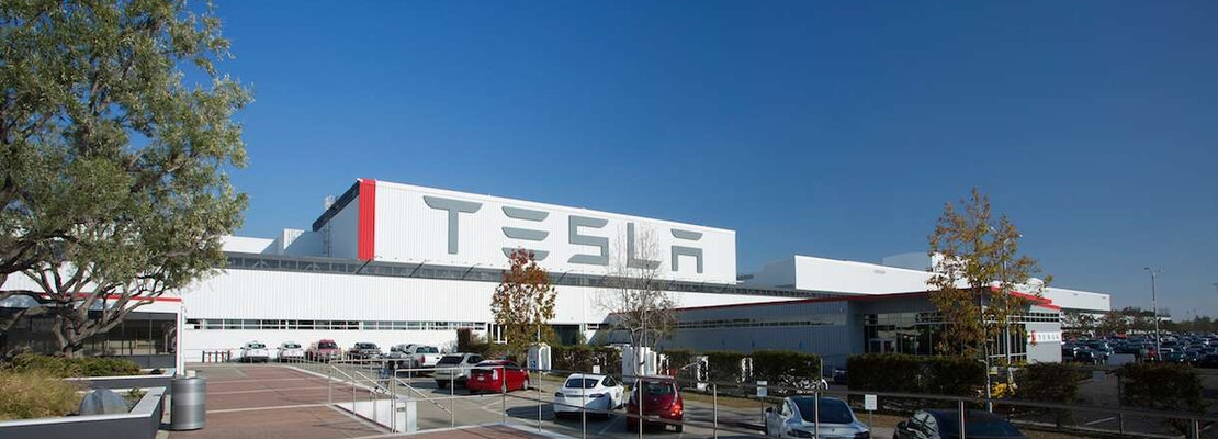 Tesla signs big office lease deal in Palo Alto after announcing its headquarters is moving