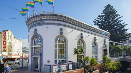 Castro's 99-year-old Bank of America Building listed for sale