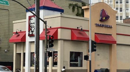 KFC/Taco Bell on Duboce no longer serving Taco Bell items