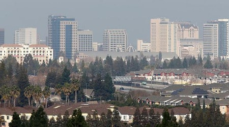 A taller San Jose skyline could cause more people to be bumped from flights