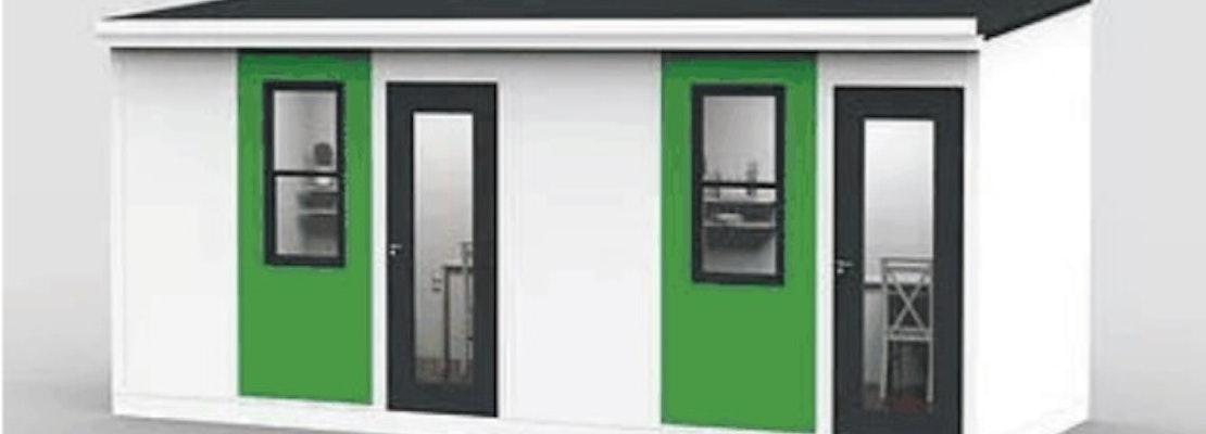 Nonprofit proposes 'sleeping cabins' for Tenderloin safe sleeping village