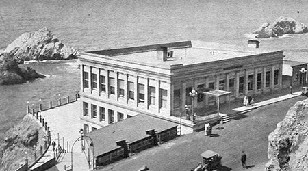 The Cliff House's mini-museum of SF artifacts is up for auction and history buffs hope some of it stays together