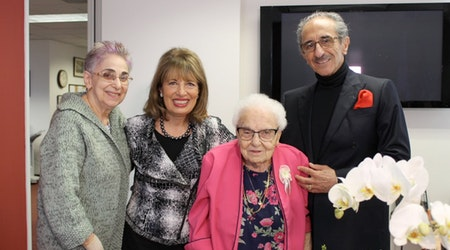 Lucy Mirigian, San Francisco's oldest resident, has died at 114