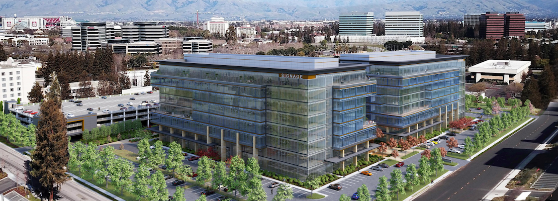 Two large Silicon Valley office projects halted as demand for office space plummets