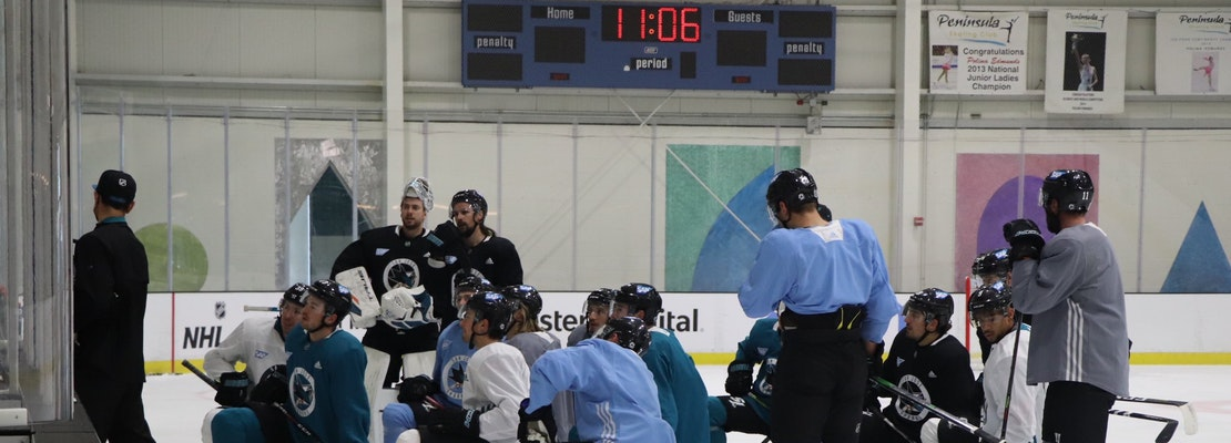 San Jose Sharks to return home to the SAP Center