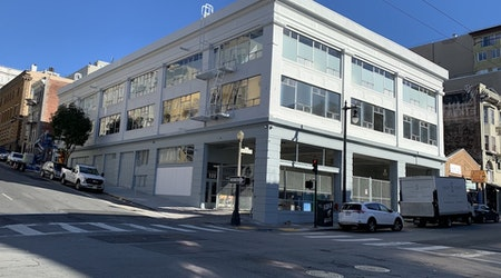 Navigation center targeting homeless youth opens on Post and Hyde Streets