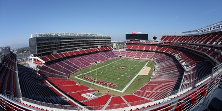 Levi's Stadium to transform into the state's largest mass vaccination site