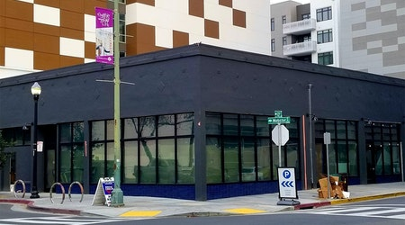 Low Bar readies for grand opening in former Hawker Fare space near downtown Oakland