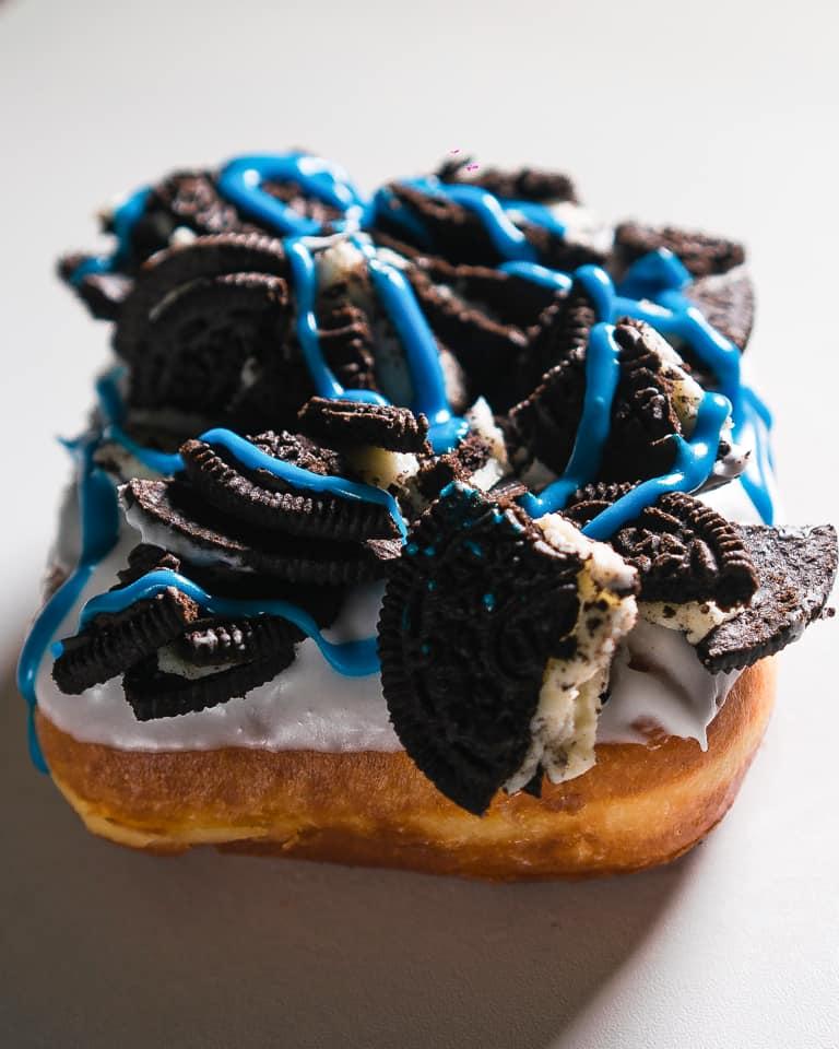 donut kooky monster