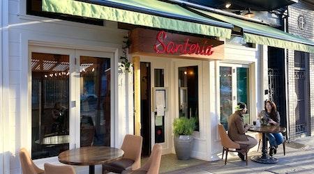 Castro Mexican restaurant & margarita bar Santeria now open