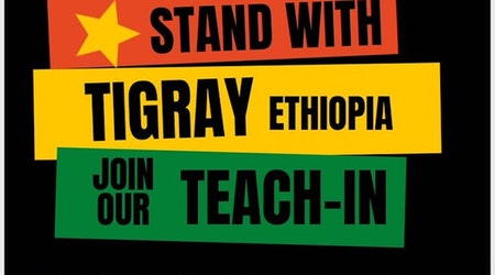 Bay Area Tigray community hosts teach-in about ongoing crisis in Ethiopia today