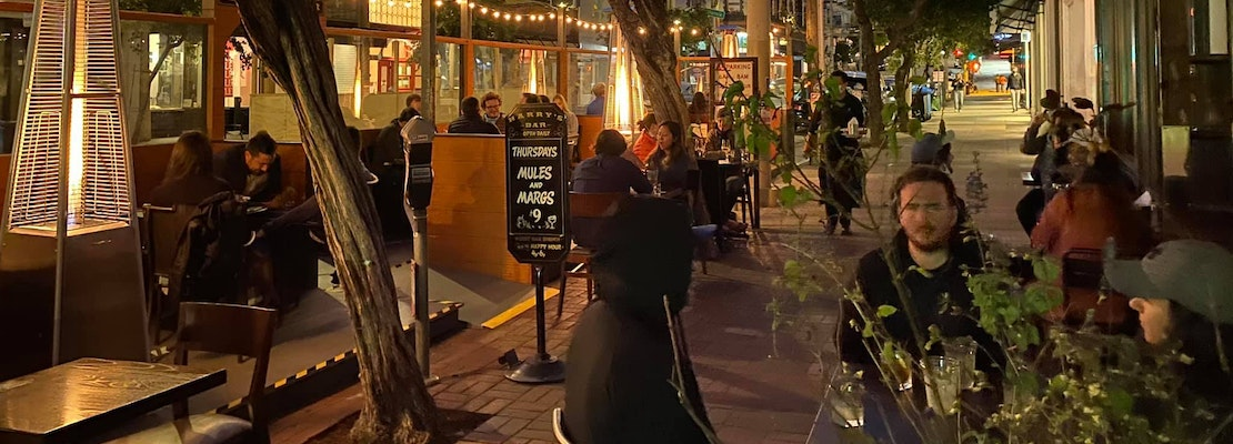 Harry's Bar in Pac Heights could be forced to close over parklet dispute