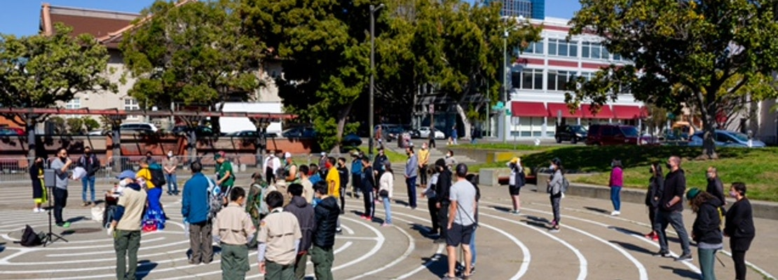 Oakland's Chinatown responds to Atlanta shootings of Asian Americans