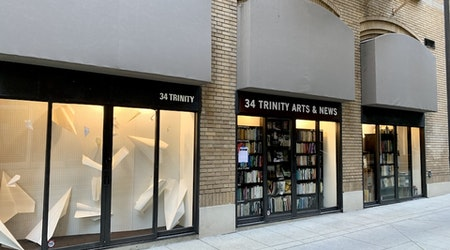 Used bookstore 34 Trinity Arts & News gets long-term lease in the FiDi