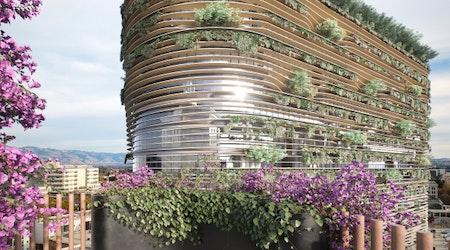 Uniquely-designed high-rise would transform downtown San Jose skyline