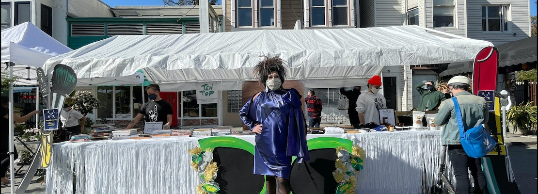 Noe Art Mart continues offering queer artists a space to showcase and sell their creativity amid the pandemic