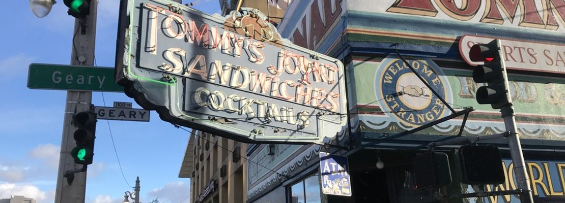 Tommy's Joynt is offering indoor dining once again