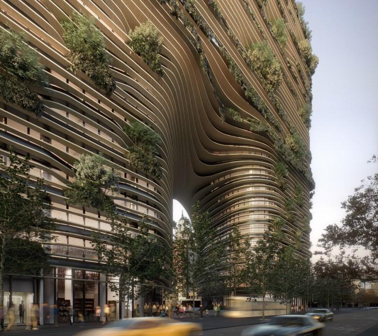 """The Energy Hub"" - Haves Davidson/Westbank"