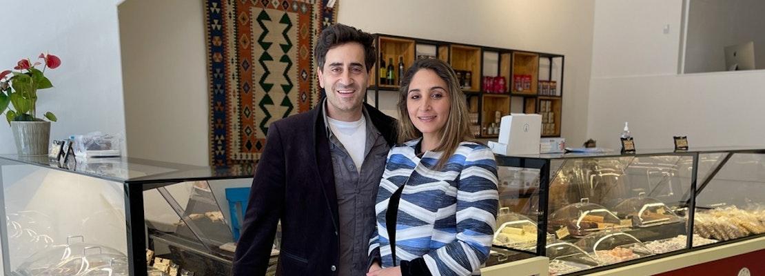 Castro Turkish & Greek dessert shop Aegean Delights now open